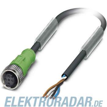 Phoenix Contact Sensor-/Aktor-Kabel SAC-4P-15,0PUR/M12FS