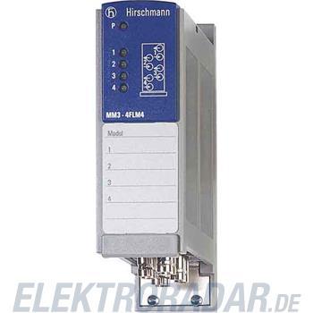Hirschmann INET Medien-Modul MM3-4FLM4