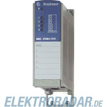 Hirschmann INET Medien-Modul ST/RJ45 MM3-2FXM4/2TX1