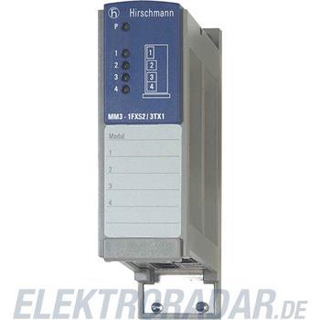 Hirschmann INET Medien-Modul SC-D/RJ45 MM3-1FXS2/3TX1