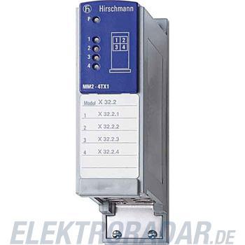 Hirschmann INET Medien-Modul MM2-4TX1-EEC
