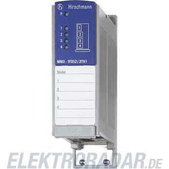 Hirschmann INET Medien-Modul MM3-1FXS2/3TX1-EEC