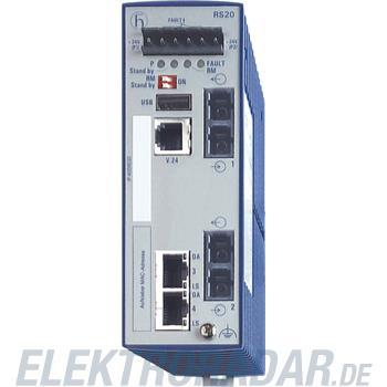 Hirschmann INET Ind.Ethernet Switch RS20-0400M2M2SDAE