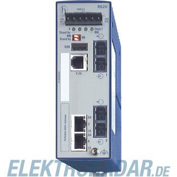 Hirschmann INET Ind.Ethernet Switch RS20-0400M2M2SDAP