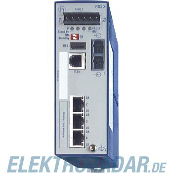 Hirschmann INET Ind.Ethernet Switch RS20-0400M2T1SDAP