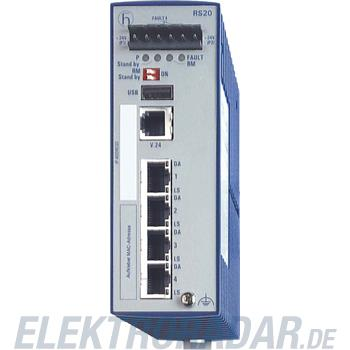 Hirschmann INET Ind.Ethernet Switch RS20-0400T1T1SDAP