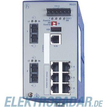 Hirschmann INET Ind.Ethernet Switch RS20-0800M2M2SDAE