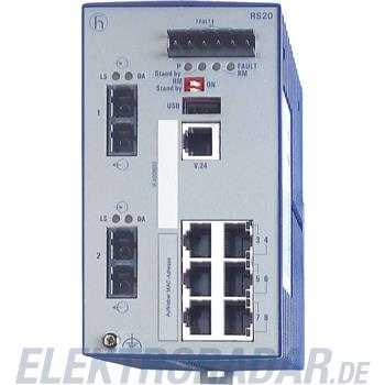 Hirschmann INET Ind.Ethernet Switch RS20-0800M2M2SDHE