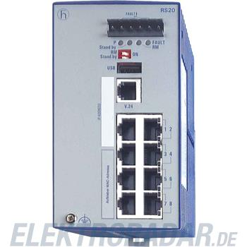 Hirschmann INET Ind.Ethernet Switch RS20-0800T1T1SDAE