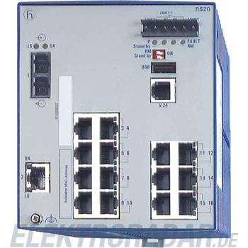 Hirschmann INET Ind.Ethernet Switch RS20-1600M2T1SDAE