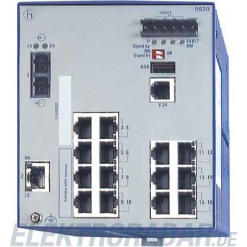 Hirschmann INET Ind.Ethernet Switch RS20-1600M2T1SDAP