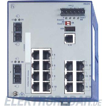 Hirschmann INET Ind.Ethernet Switch RS20-1600S2S2SDAP