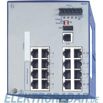 Hirschmann INET Ind.Ethernet Switch RS20-1600T1T1SDAE