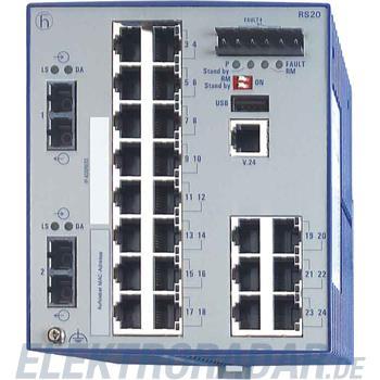 Hirschmann INET Ind.Ethernet Switch RS20-2400M2M2SDAE