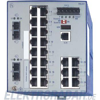 Hirschmann INET Ind.Ethernet Switch RS20-2400M2M2SDAP