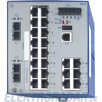 Hirschmann INET Ind.Ethernet Switch RS20-2400S2S2SDAP