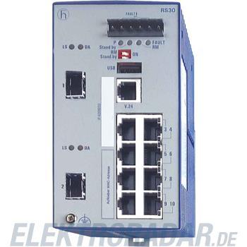 Hirschmann INET Ind.Ethernet Switch RS30-0802O6O6SDAP