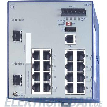 Hirschmann INET Ind.Ethernet Switch RS30-1602O6O6SDAE