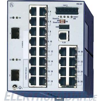 Hirschmann INET Ind.Ethernet Switch RS30-2402O6O6SDAP
