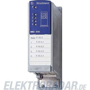Hirschmann INET Medien-Modul MM2-4TX1