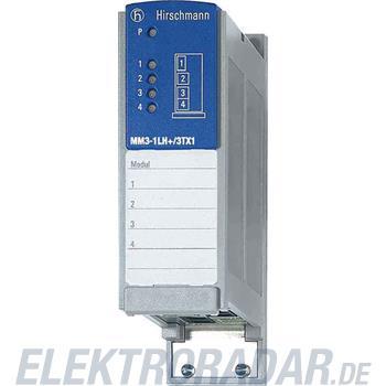 Hirschmann INET Medienmodul 10/100BASE-TX MM3-2FXS2/1FXM2/2TX1
