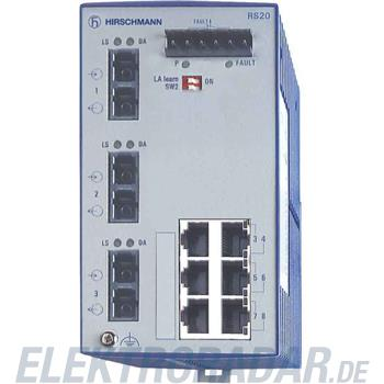 Hirschmann INET Ind.Ethernet Switch RS20-0900VVM2TDAU