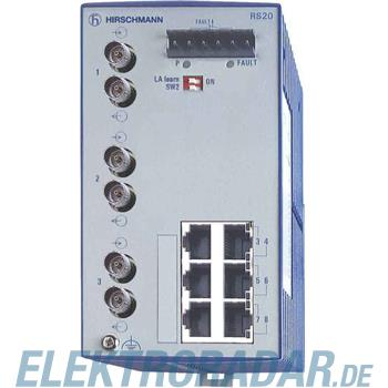 Hirschmann INET Ind.Ethernet Switch RS20-0900NNM4TDAU