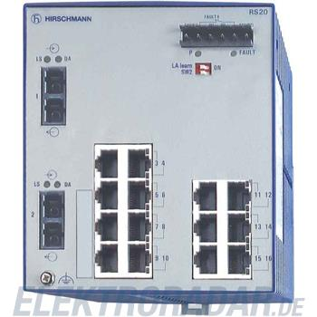 Hirschmann INET Ind.Ethernet Switch RS20-1600S2S2SDAU