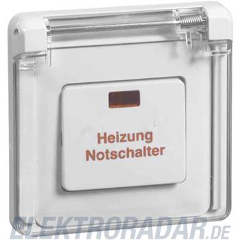 Peha Heizungs-Notschalter ws D 81.512 V K HN
