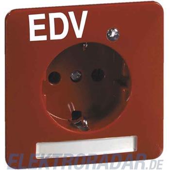 Peha Steckdose D 80.6611 NA ROT EDV