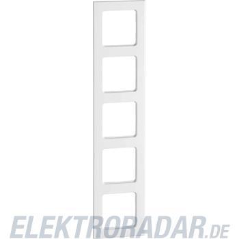 Peha Rahmen 5-fach alu lack D 20.575.70 T