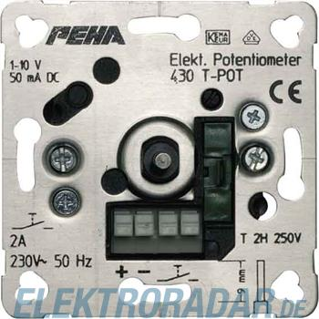 Peha Elektronis.Potentiometer D 430 T-POT O.A.