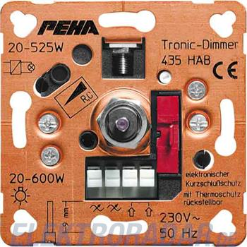 Peha Phasenabschnittdimmer D 435 HAB O.A.