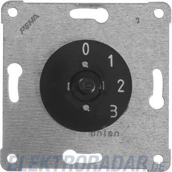 Peha 3-Stufen-Drehschalter D 601/3 O.A.