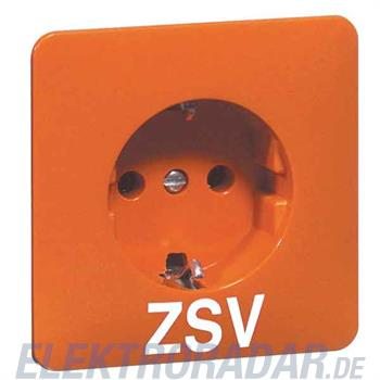 Peha SCHUKO-Steckdose orange D 80.6611 V OR ZSV
