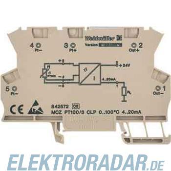 Weidmüller Signalwandler MCZPT100/3CLP0-120C