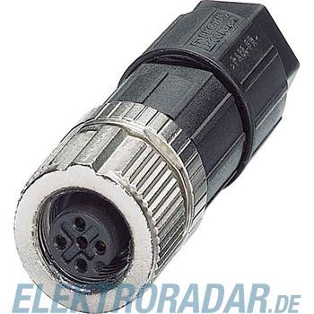 Phoenix Contact Sensor-/Aktor-Stecker SACC-FS-4SC M SCO