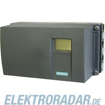 Siemens Stellungsregler 6DR5025-0EG00-0AA0