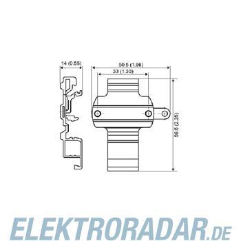 Siemens Hutschienenadapter 7NG3092-8KA (VE5)