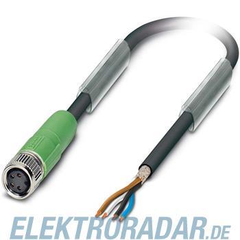 Phoenix Contact Sensor-/Aktor-Kabel SAC4P-15,0PUR/M8FSSH