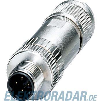Phoenix Contact Bussystem-Steckverbinder SACC-M12MSD-4Q SH PN