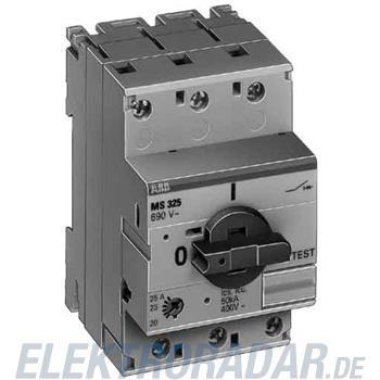 ABB Stotz S&J Motorschutzschalter MS325-0,25A