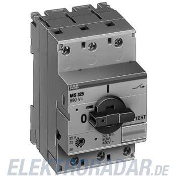 ABB Stotz S&J Motorschutzschalter MS325-0,4A