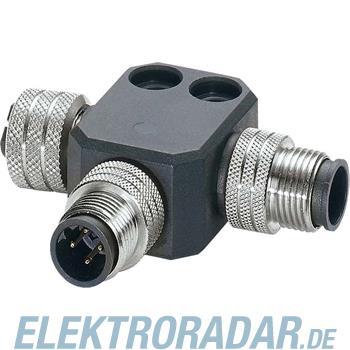 Phoenix Contact Bus-System-T-Verteiler SAC-M12T/2XM12 PBDP