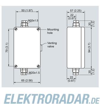 Siemens Kabeldose 7MF1570-8AA