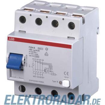 ABB Stotz S&J FI-Schalter F204B-125/0,3L