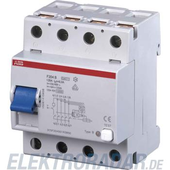 ABB Stotz S&J FI-Schalter F204BS-125/0,3L