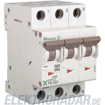 Eaton LS-Schalter m.Beschrift. PXL-B16/3