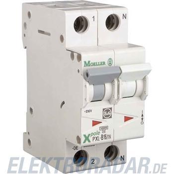 Eaton LS-Schalter m.Beschrift. PXL-B63/1N