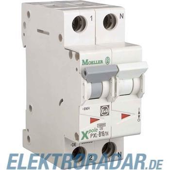 Eaton LS-Schalter m.Beschrift. PXL-D10/1N